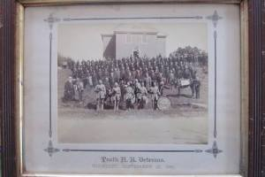 10th regiment in Hooksett